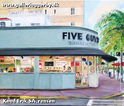 13. Five Guys Burgers & Friess, South Beach, Miami